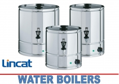 WATER BOILERS by LINCAT
